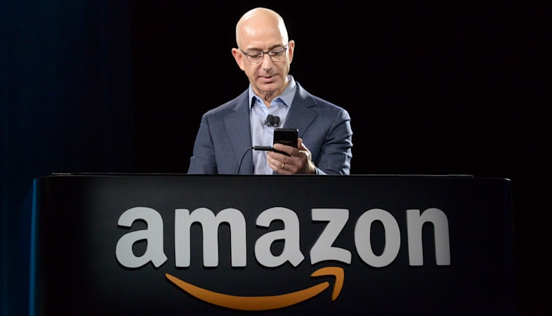 The Fire phone is Amazon's ultimate hardware weapon