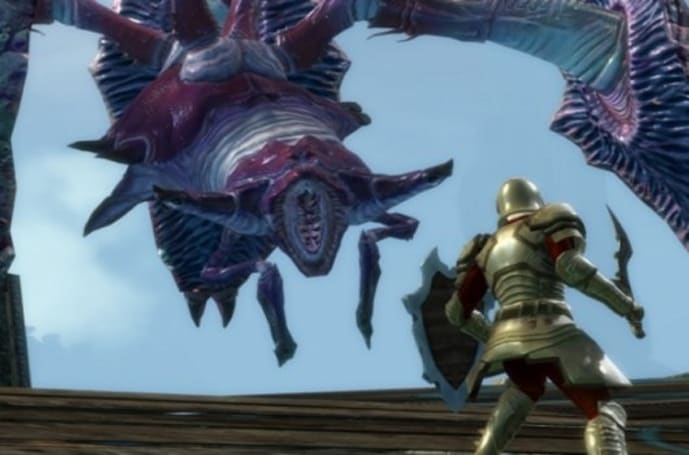 Guild Wars 2 starts Lost Shores, previews new PvP map