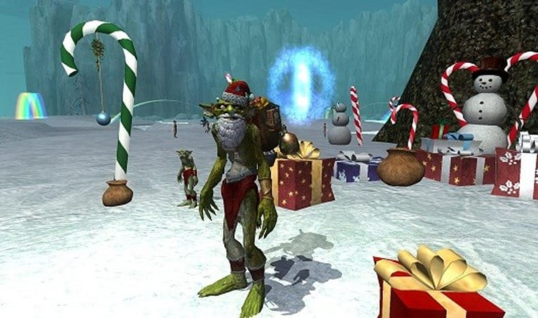 The Tattered Notebook: My EQII journey with the ghosts of Frostfell