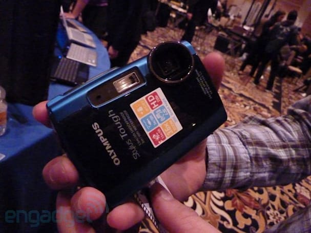 New Stylus compact cameras announced by Olympus, we go hands-on