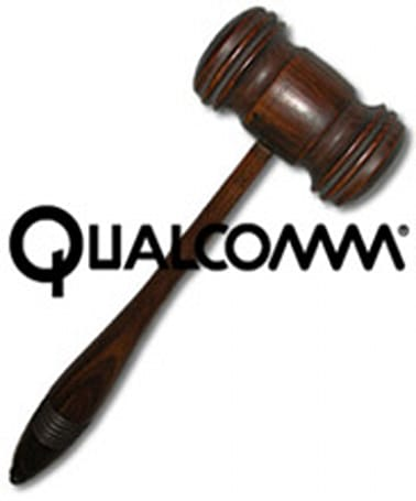 Qualcomm's request for stay on chip ban refused... again