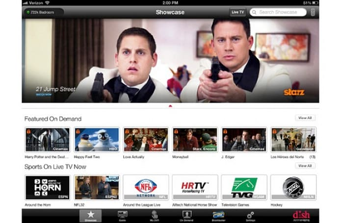 Dish Anywhere for iPad updated with remote reset and Audio Only features