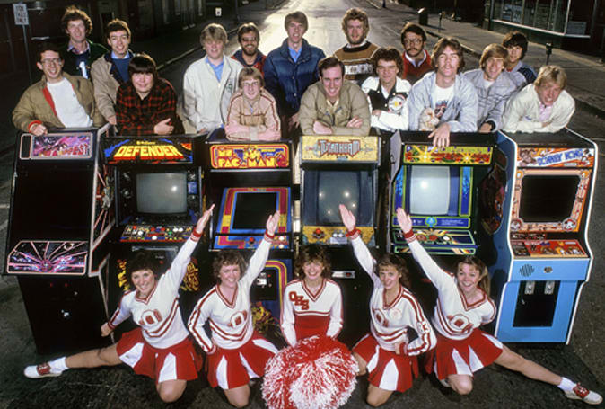 Arcade documentary Chasing Ghosts now showing on Showtime