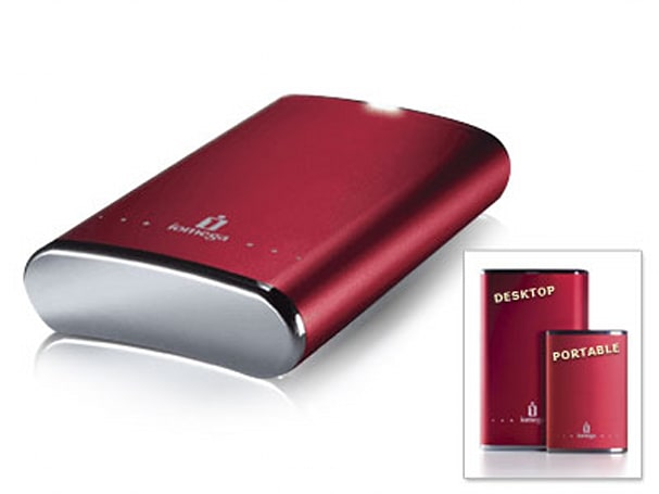 Iomega introduces 1TB Super eGo external hard drive