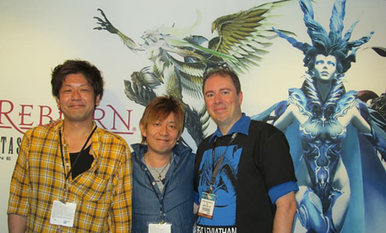 E3 2014: FFXIV's Yoshida on 2.4, 3.0, new classes, and more