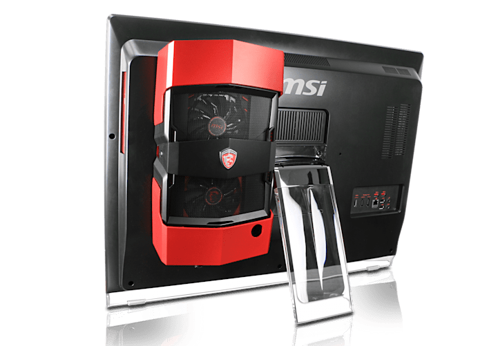 MSI announces its own take on the high-end all-in-one ...
