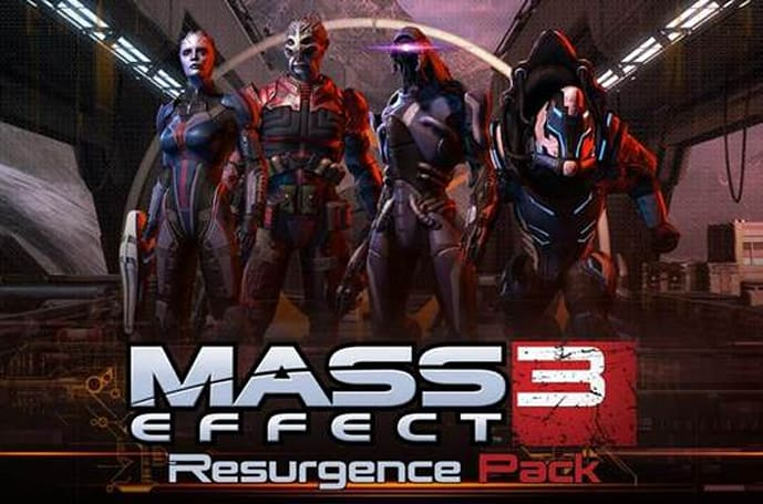Mass Effect 3 'Resurgence Pack' DLC strategies documented