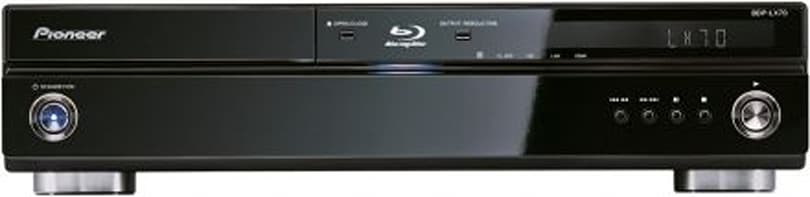 Pioneer's new Blu-ray player, the BDP-LX70