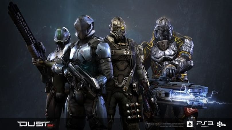 DUST 514 connects to EVE Online in upcoming closed beta test