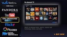 VUDU offers up Brightcove ad-supported streaming video, Sony Music is the first to jump in