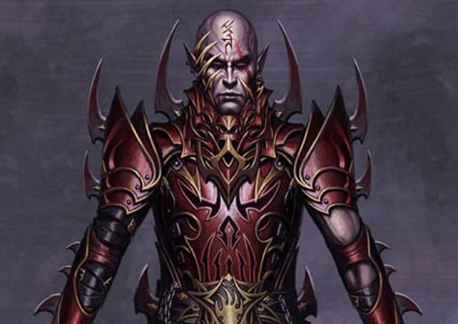 The Elves of WAR: Disciple of Khaine levels 6-10