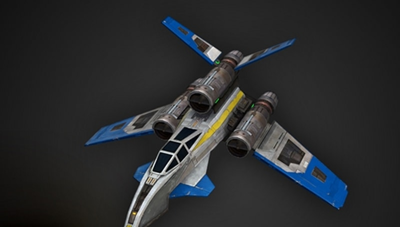 Star Wars: The Old Republic highlights the strengths of strike fighters