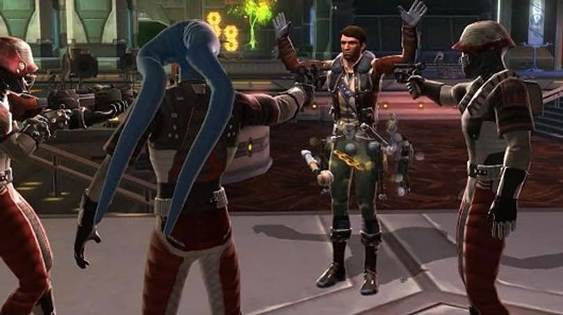 SWTOR devs answer community's PvP-related questions