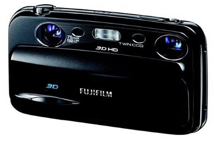 Fujifilm ships second-gen Real 3D camera, calls it W3