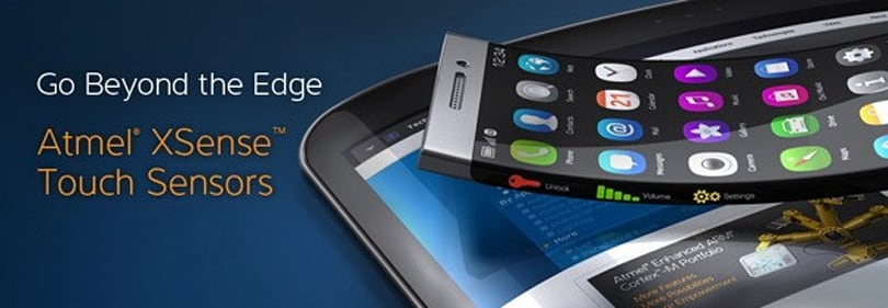Atmel's XSense promises curvy touchscreens that'll ruin your shirt line (video)