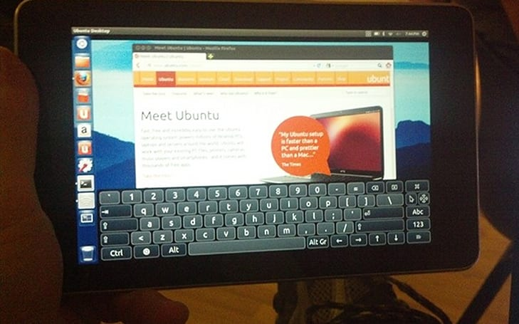 Ubuntu lands on Nexus 7 slates with Canonical's one-click installer