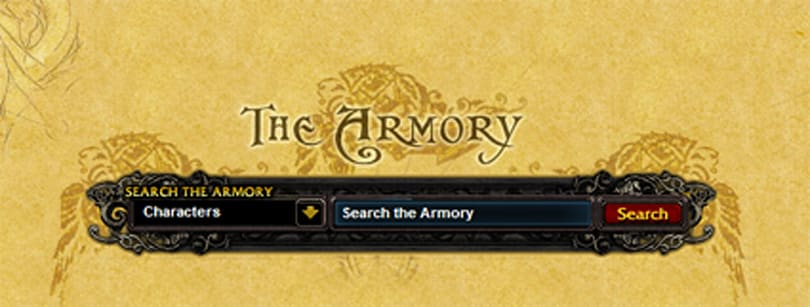 Armory updated for Season 3