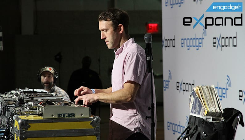 Limitations drive hip-hop producer RJD2's creativity