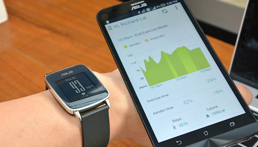 ASUS VivoWatch review: a fitness watch with style and ...