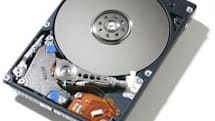 Self-assembling polymer arrays could lead to larger hard drives, boastful Badgers