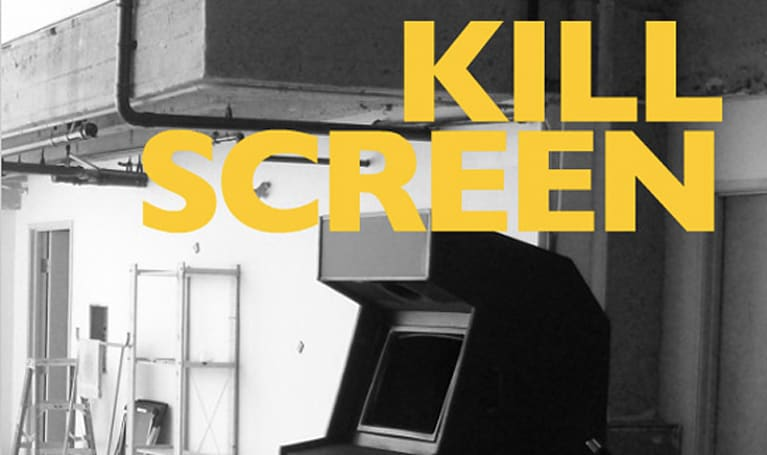 Kill Screen gaming mag aiming for highbrow readers