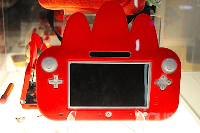 The Wii U accessory onslaught begins in the Scribblenaut-iest way