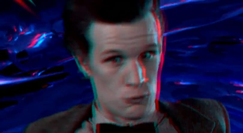 Doctor Who gets an extra-British 3D special for its 50th birthday
