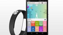 ソニー SmartBand SWR10 は5月23日発売、スマートフォンアプリ連携のライフログ端末