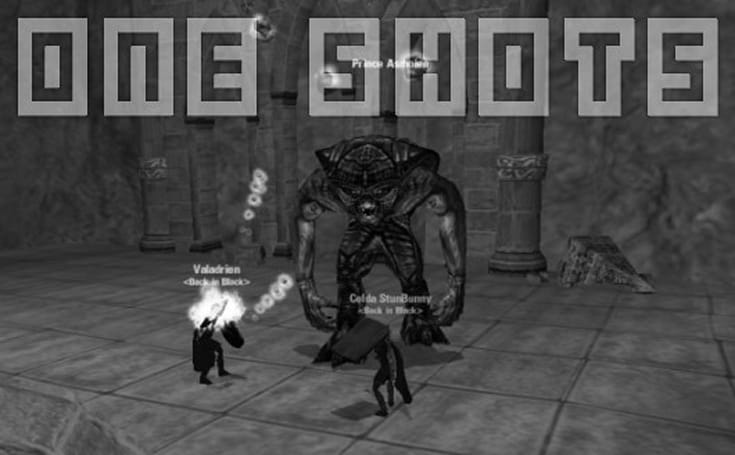One Shots: Darkness Falls