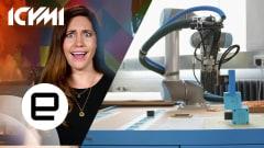 ICYMI: Far away haptic hello, birthing robot mom and more
