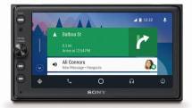 Sony 讓你更便宜地為汽車加入 Android Auto 和 Apple CarPlay