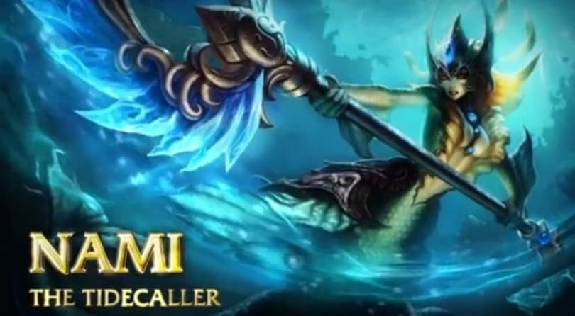 League of Legends adds mermaid champion, may be heading to Steam
