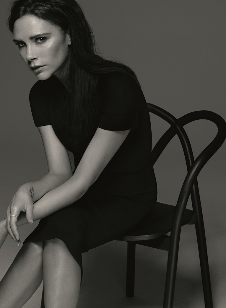 Top 9 at 9: Victoria Beckham gives a behind-the-scenes look at her label, winter sales, and more