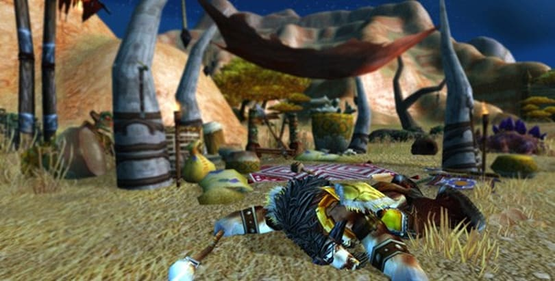 Know Your Lore: The sorrow of Southern Barrens