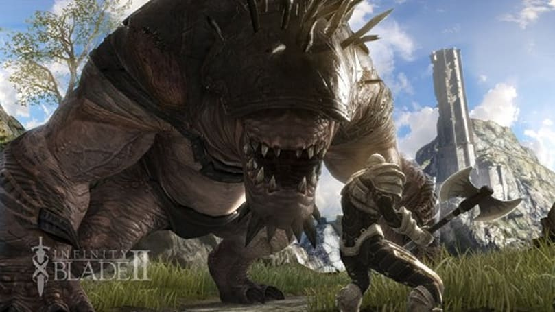 Infinity Blade franchise surpasses $30 million in revenue