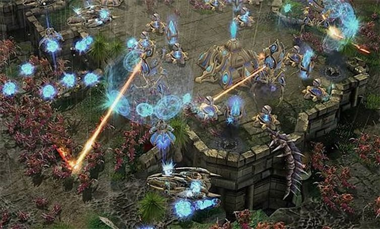 Global StarCraft 2 League offers over $500,000 in prize money this year