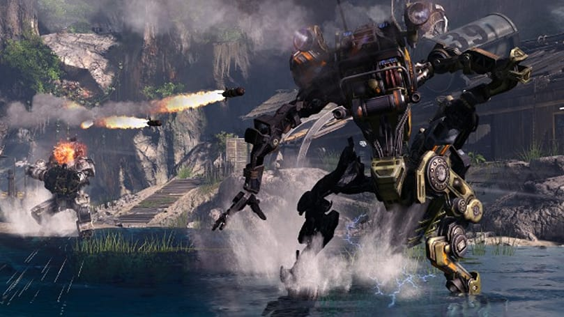 Rumor: Titanfall 2 rights secured by EA, won't be Microsoft-exclusive