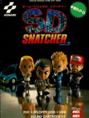 Virtually Overlooked: SD Snatcher