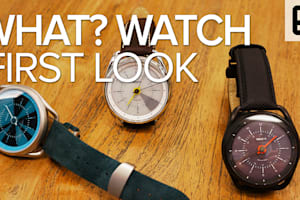 First Look : What Calendar Watch