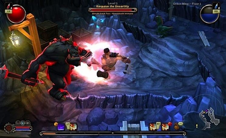 Torchlight (XBLA) preview: Cure for the common controller