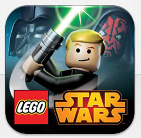 Lego Star Wars - Complete Saga available for iOS