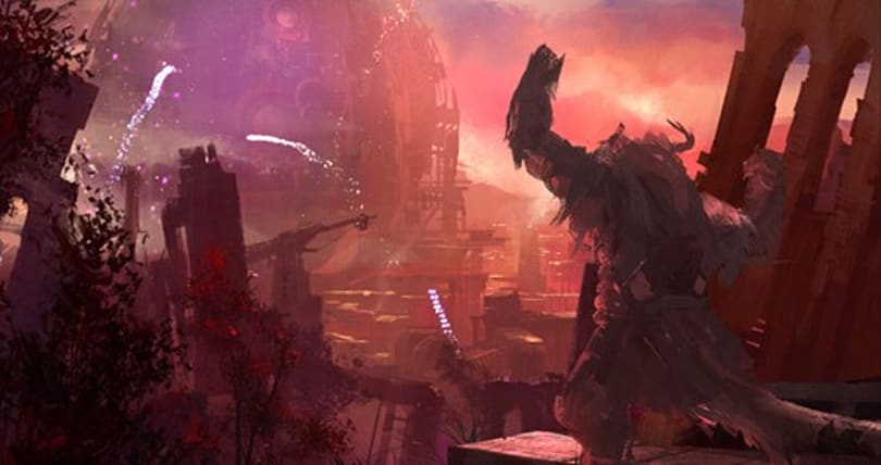 Flameseeker Chronicles: The Guild Wars 2 end-of-the-year awards