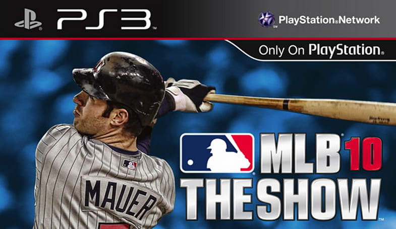 MLB 10 The Show catches Joe Mauer, March 2 release date