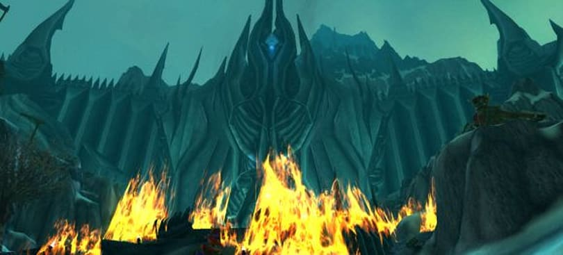 The importance of the Wrathgate story in Icecrown Citadel
