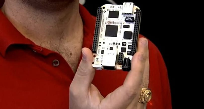 BeagleBone offers up ARM A8 processor, Linux and 10-second boot for 89 bones