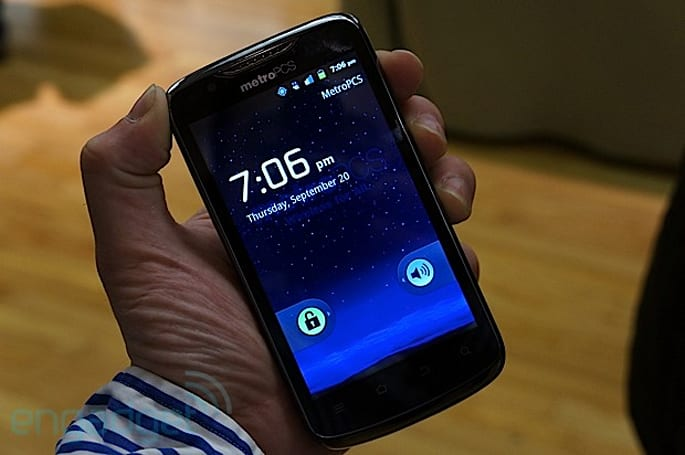 ZTE Anthem 4G hands-on (video)