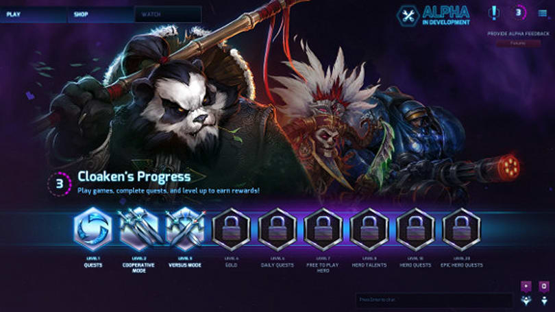 Heroes of the Storm: Heroes, gold, skins, mounts and more