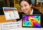 Samsung's Galaxy Tab S now packs speedy LTE-Advanced data