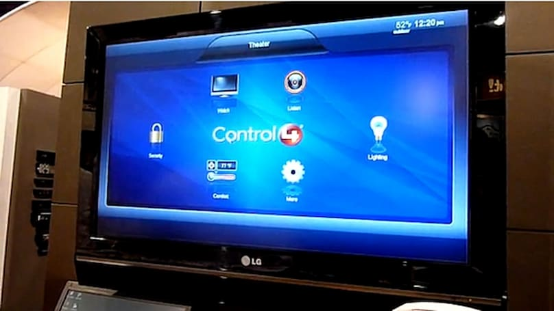 Control 4 Home Automation system gets an app store too