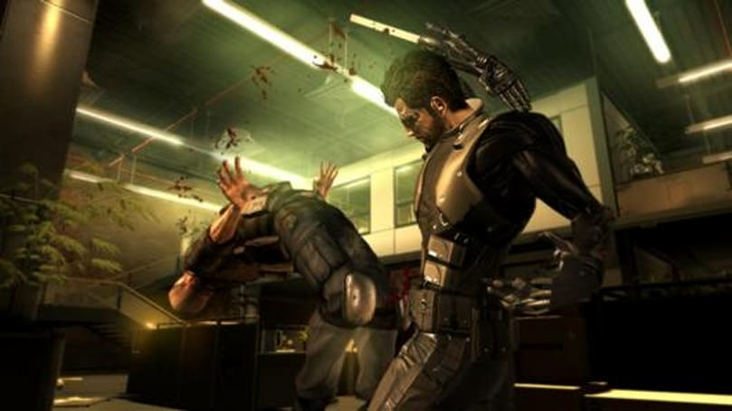 Deus Ex: Human Revolution film 'not a rehashing' of game